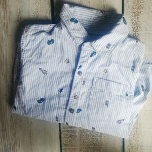 Carter's Boys button-up Shirt